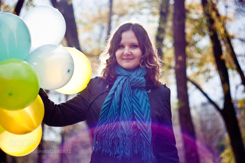 Photograph Nastya by Petr Koloskov on 500px