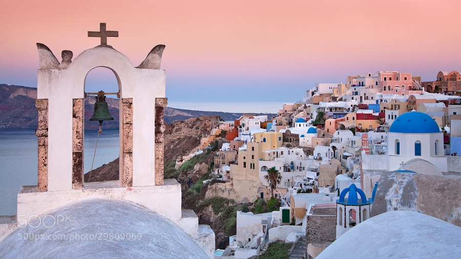 Photograph  Santorini 9 by Daniel Řeřicha on 500px