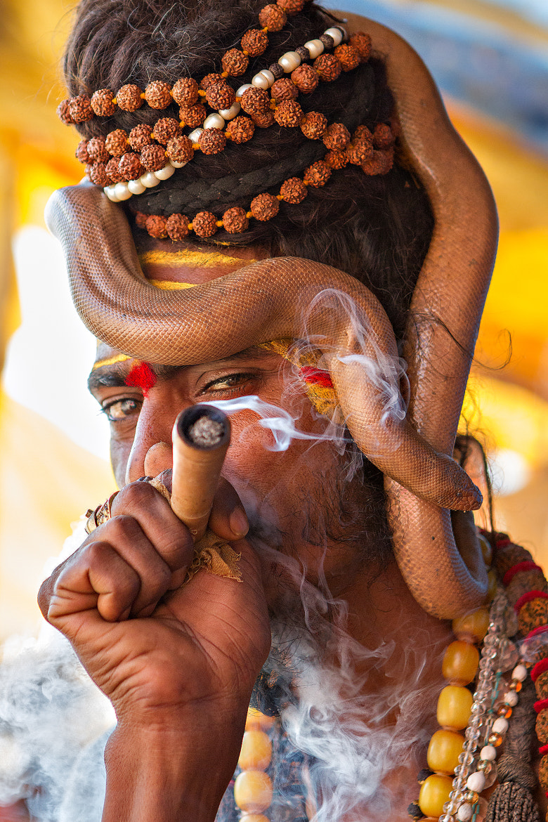Photograph Holy smoke! by Avinash Peters on 500px