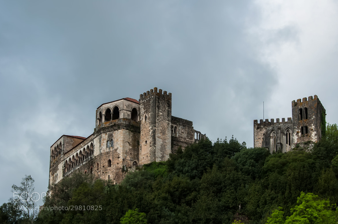 Photograph Castelo de Leiria by Jorge Orfão on 500px