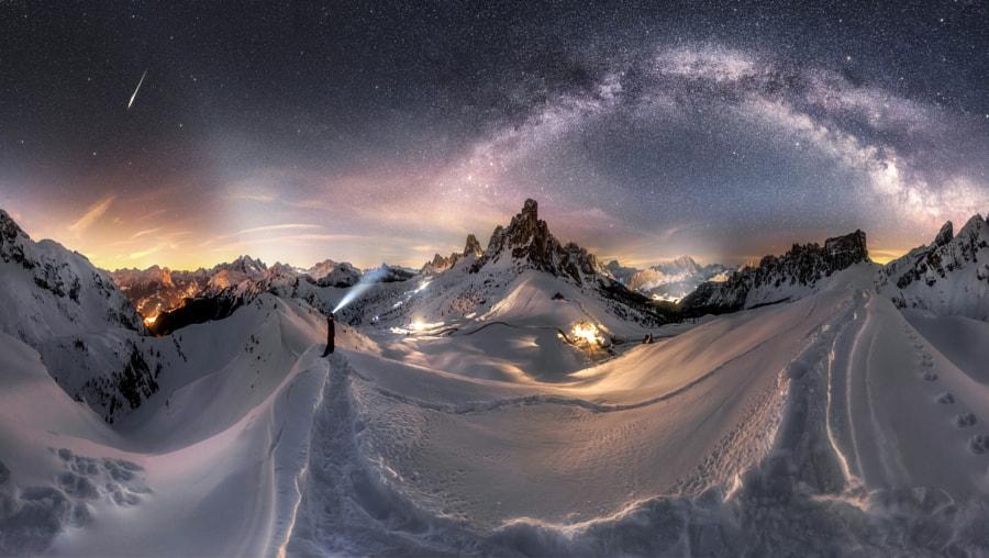 Universe by Nicolai Brügger on 500px.com