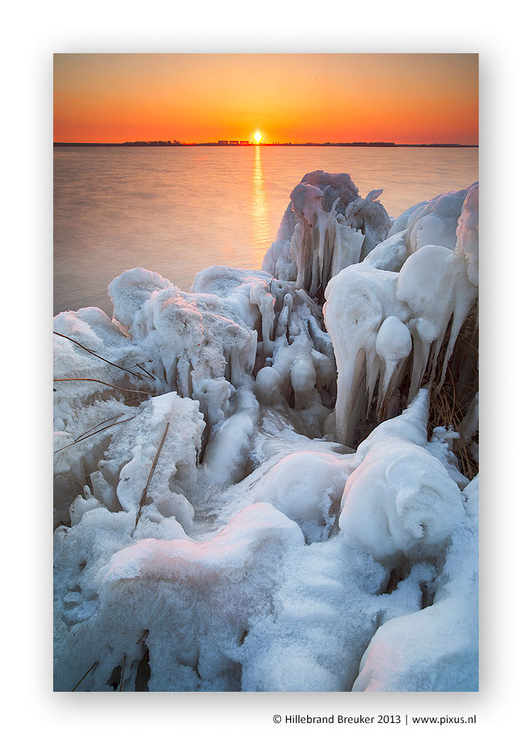 Photograph Ice structures by Hillebrand Breuker on 500px