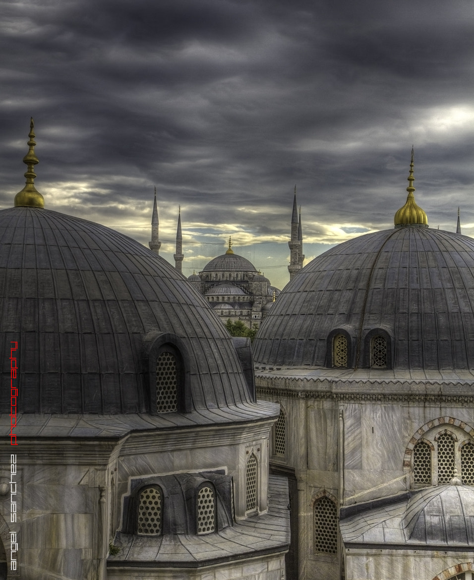 Photograph Views from Hagia Sophia by Ángel Sánchez García on 500px