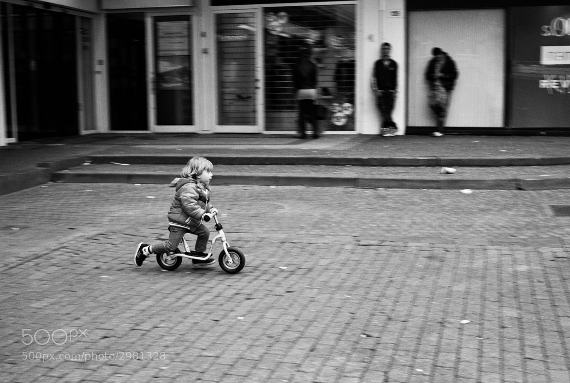 Photograph Tiny Rider by Andrew Christanto on 500px