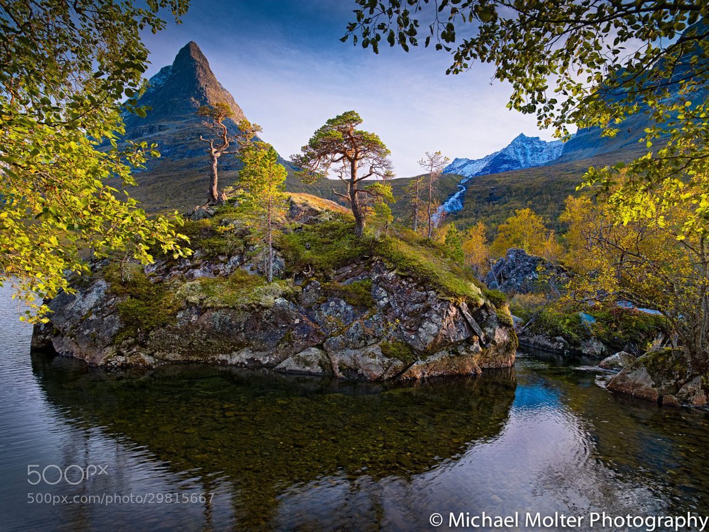 Photograph Innerdalen Norway, Bonsai Island by Michael Molter on 500px