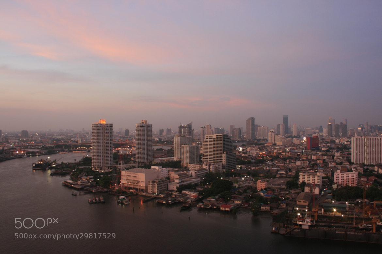 Photograph Bangkok (Angel City)  by Phet Jitsuwan on 500px