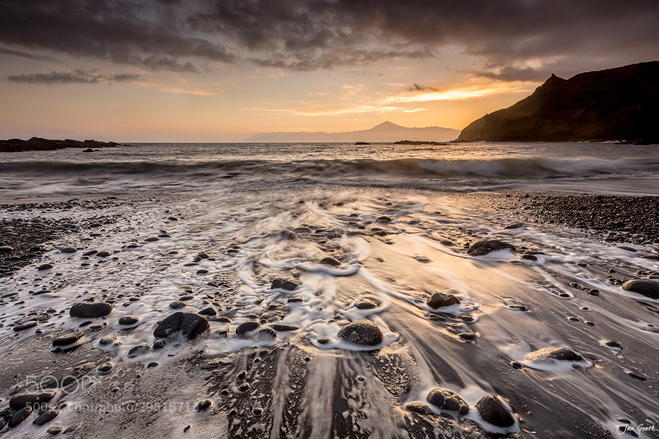 Photograph Stoned Beach by Jan Geerk on 500px