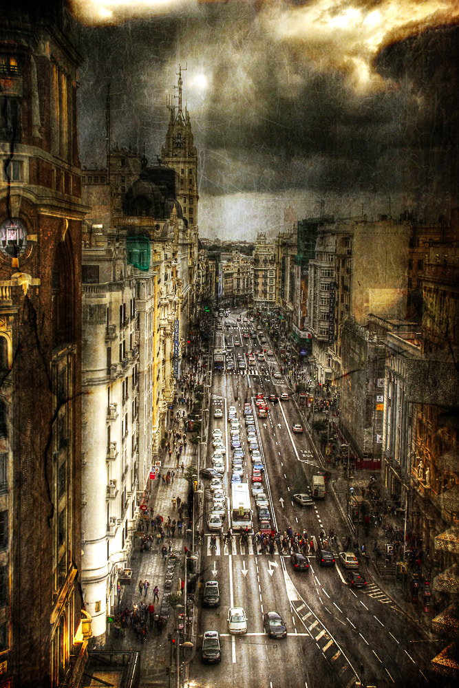 Photograph La calle by Dani  Parra on 500px