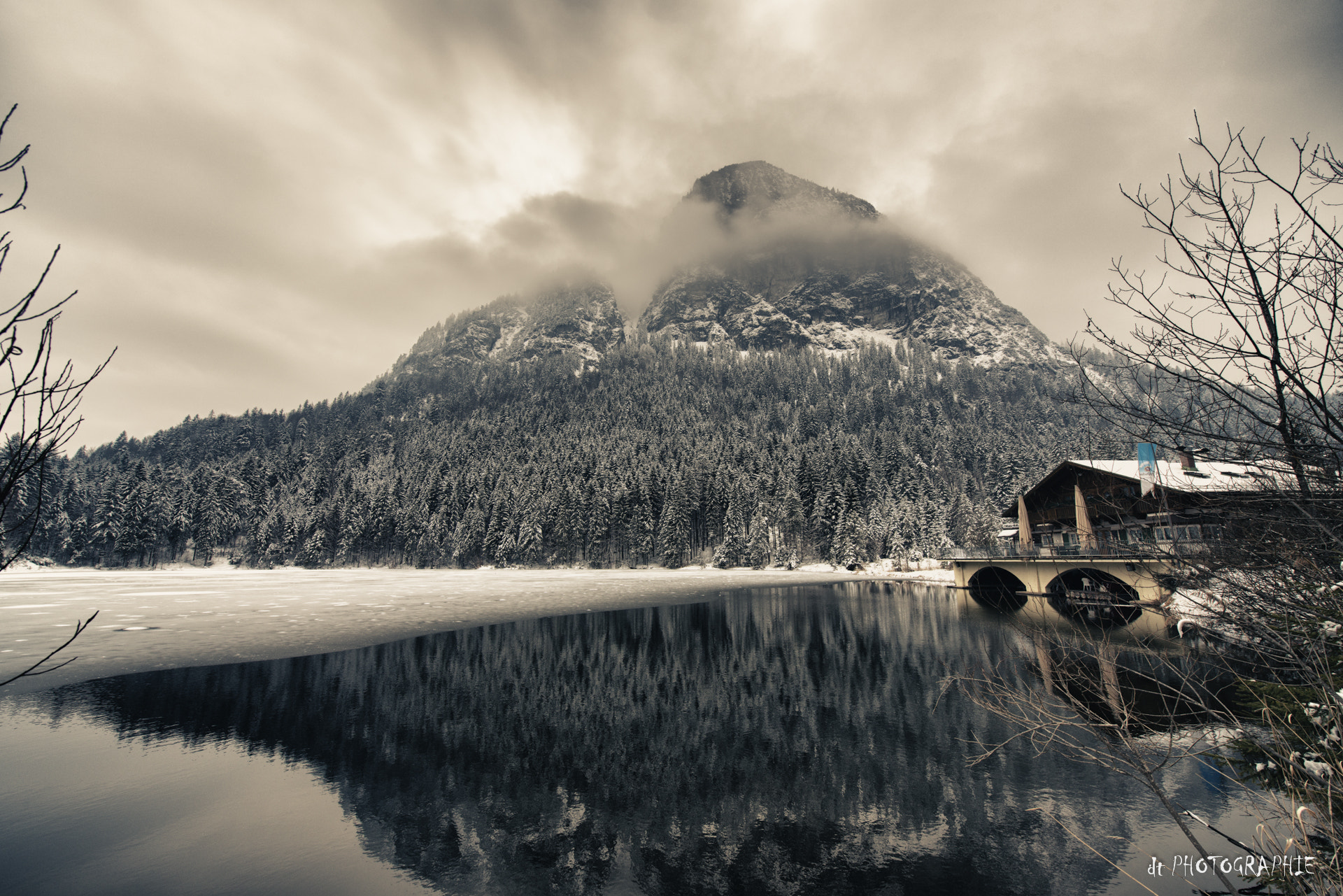 Photograph Pflegersee by Denis Thate on 500px