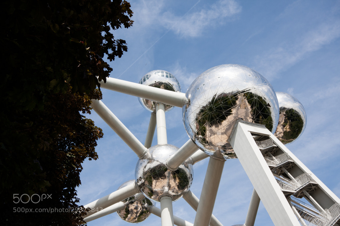 Photograph Atomium by Shaun Newman on 500px