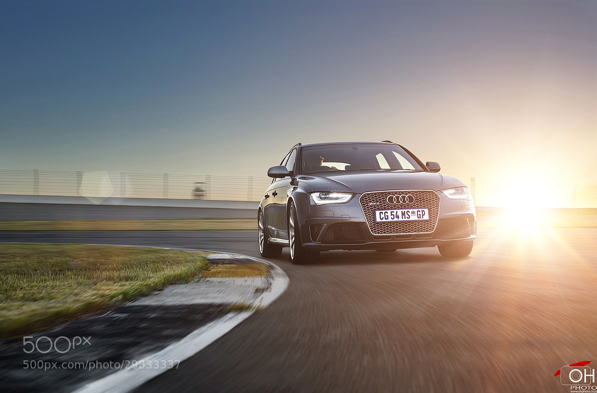 Photograph Audi RS4 by Oliver H on 500px