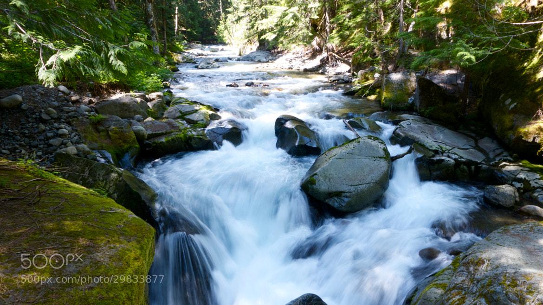 Photograph River #1 by Jason Hanlin on 500px