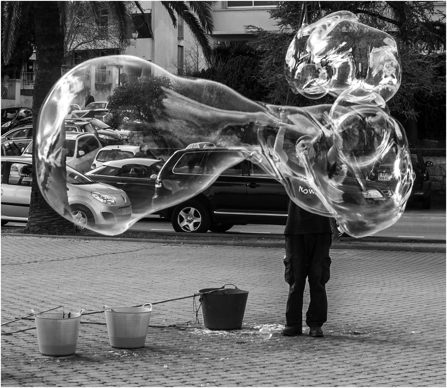 Photograph Bubble game by Milello  on 500px