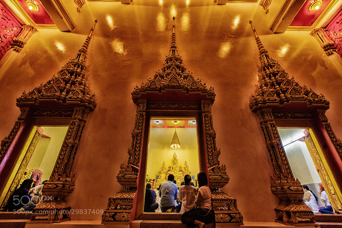 Photograph To pray to Buddha by Wazabi Bomb Bomb on 500px
