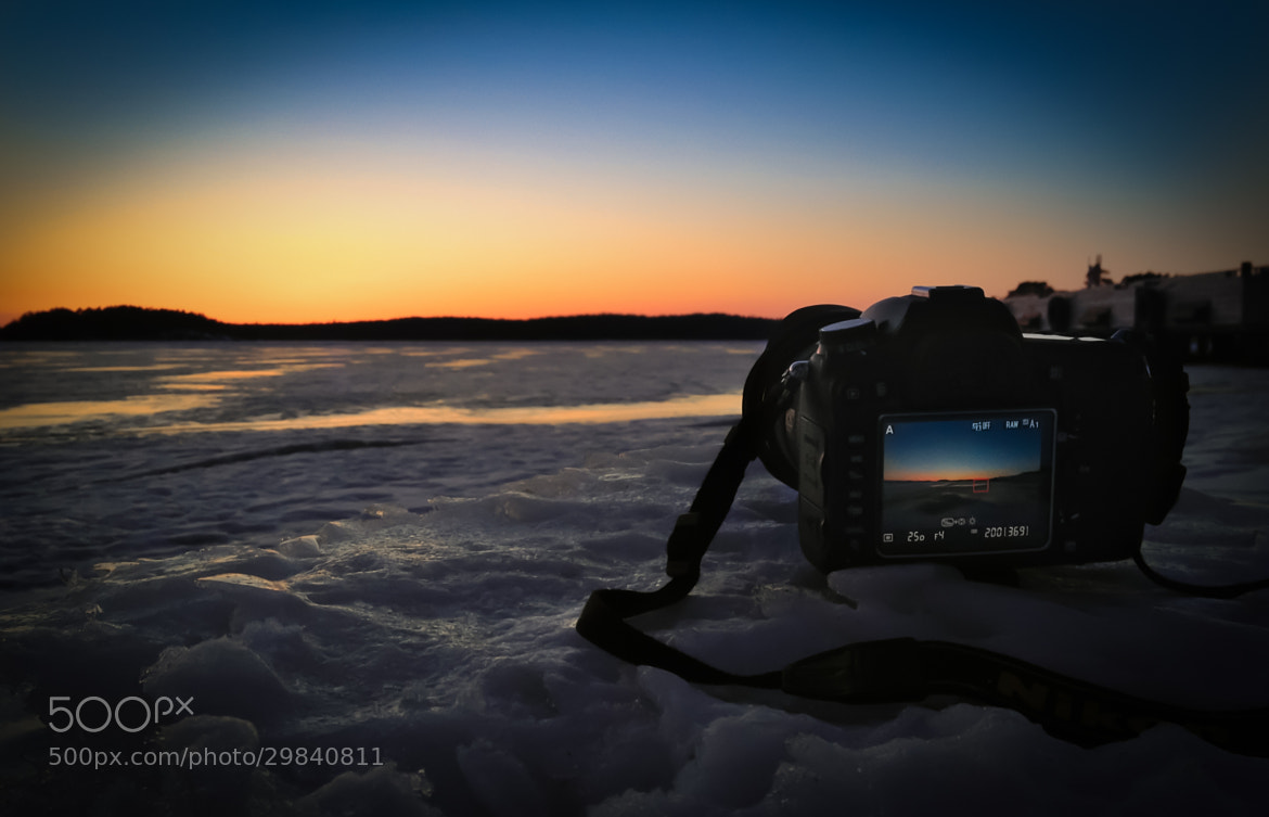 Photograph Liveview by Riku Toivonen on 500px