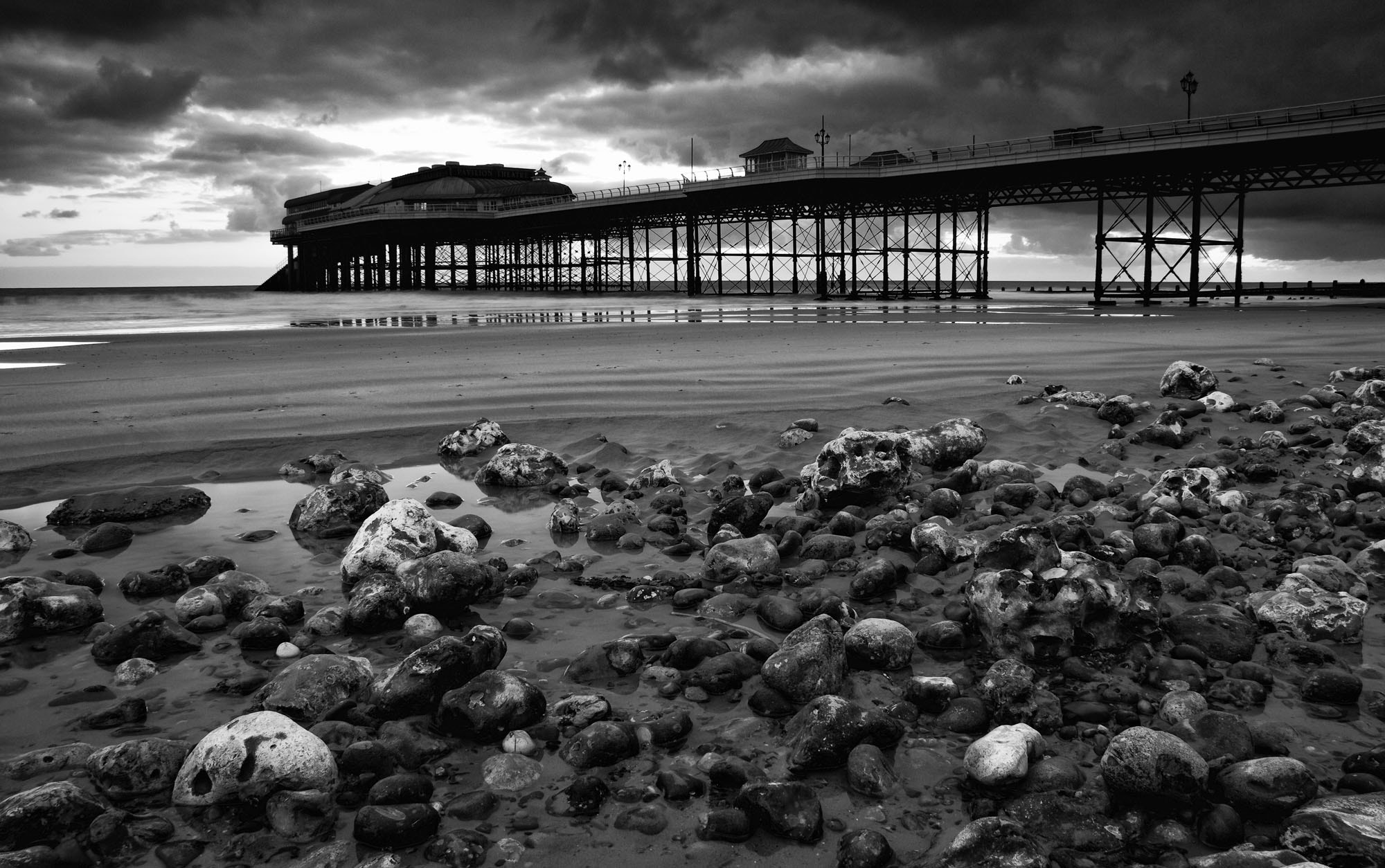 Photograph Pier by Gail Sparks on 500px