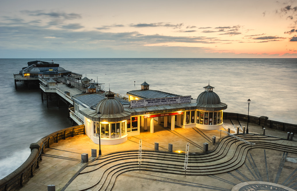 Photograph Cromer Pier by Philip Hartland on 500px