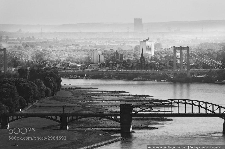 Photograph Cologne. Heat by Anna Kumantsova on 500px