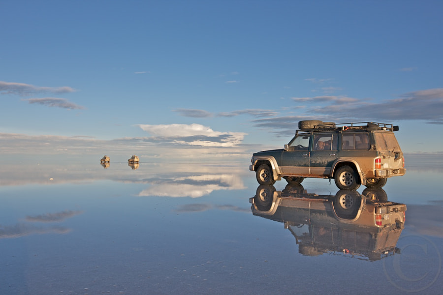 Offroad Reflections by Josh Anon on 500px.com