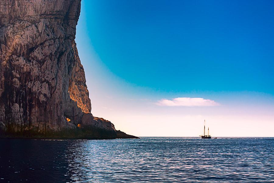 At see near Sardinia, Italy. by Viktor Goloborodko on 500px.com