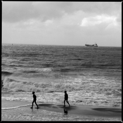Photograph two children and a boat by Joakim Chappel on 500px