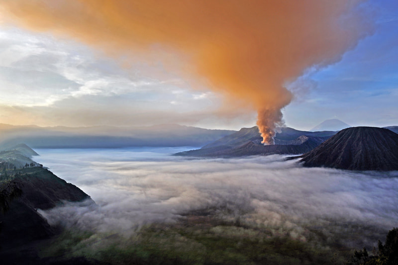 Photograph Moumt Bromo by wkl18 on 500px