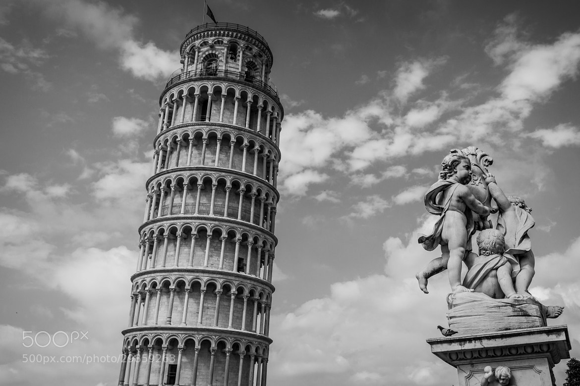 Photograph Pisa Tower 2 by Frank Lesser on 500px