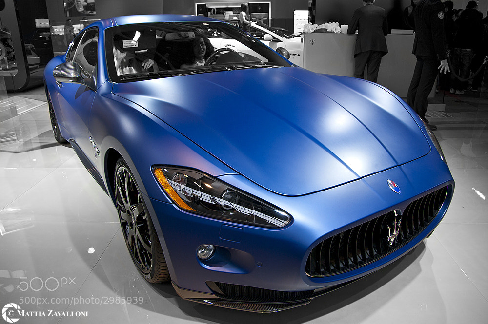 Photograph GranTurismo MC by Mattia Zavalloni on 500px