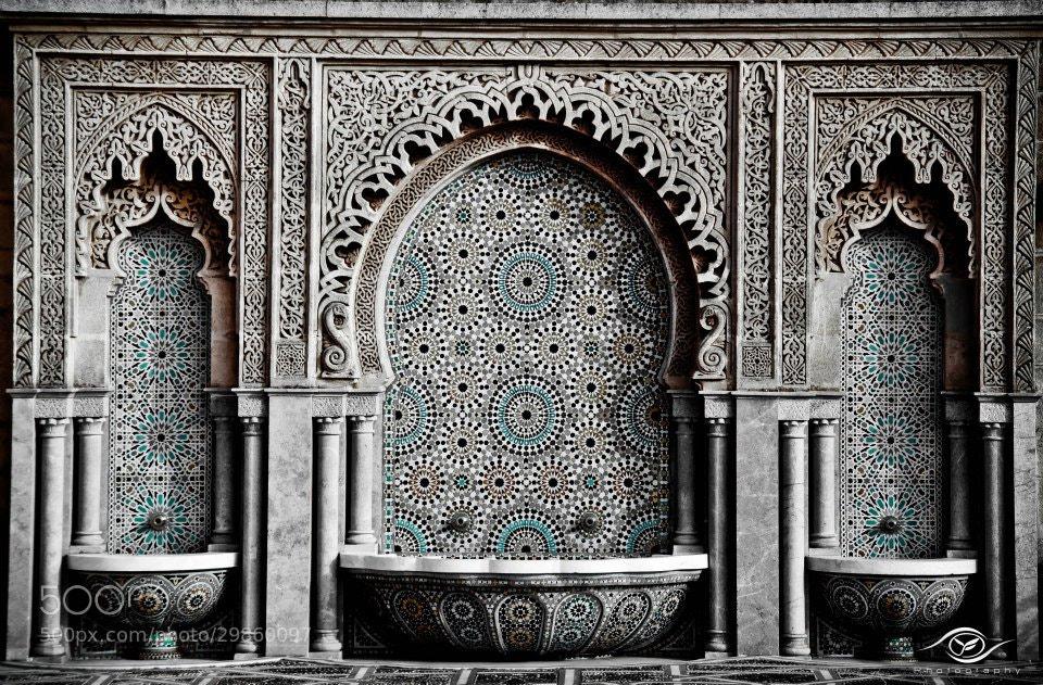 Photograph traditional fountain by Yassine Fahmi on 500px