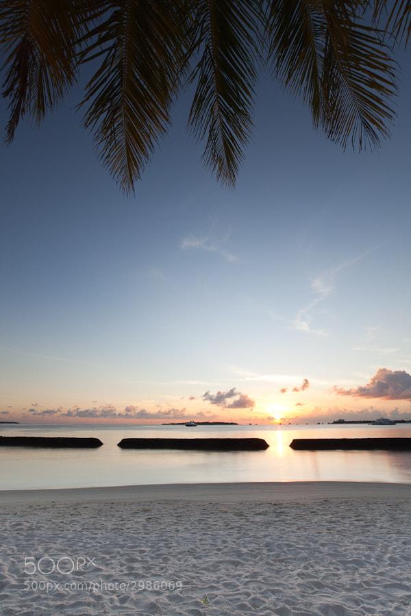 Photograph The beach by John Q on 500px