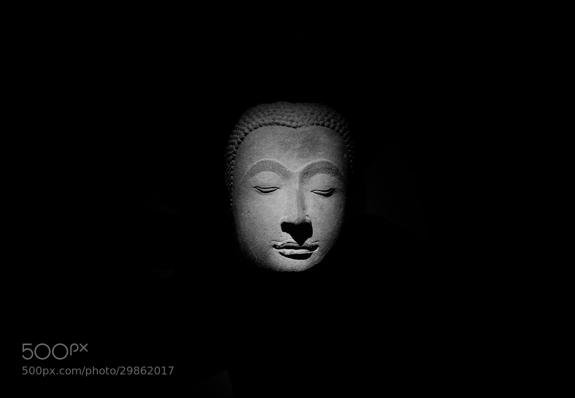 Photograph Buddha by Kumaran Kirupa on 500px