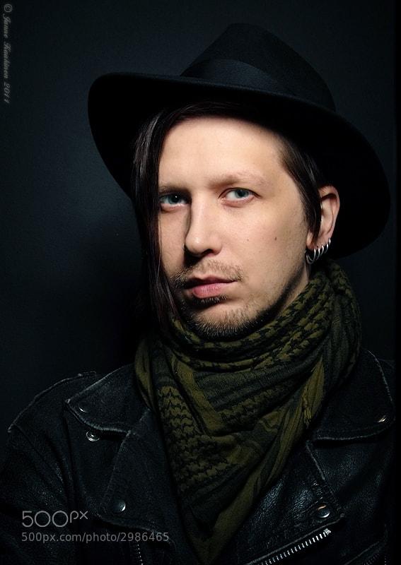 Photograph Self-portrait 3 by Janne Kaakinen on 500px