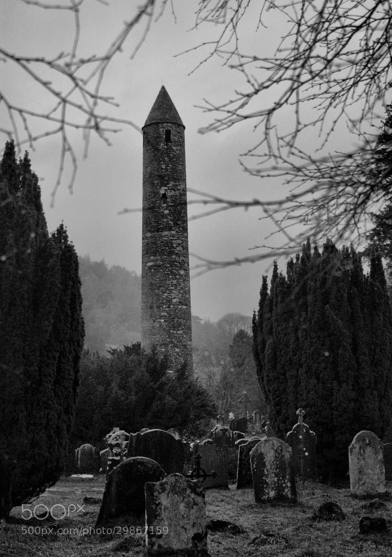 Photograph cemetery by Dariusz Czekala on 500px