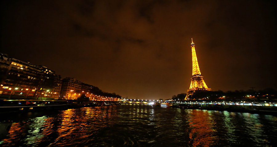 Photograph Eiffel Tower by Mark Libeck on 500px