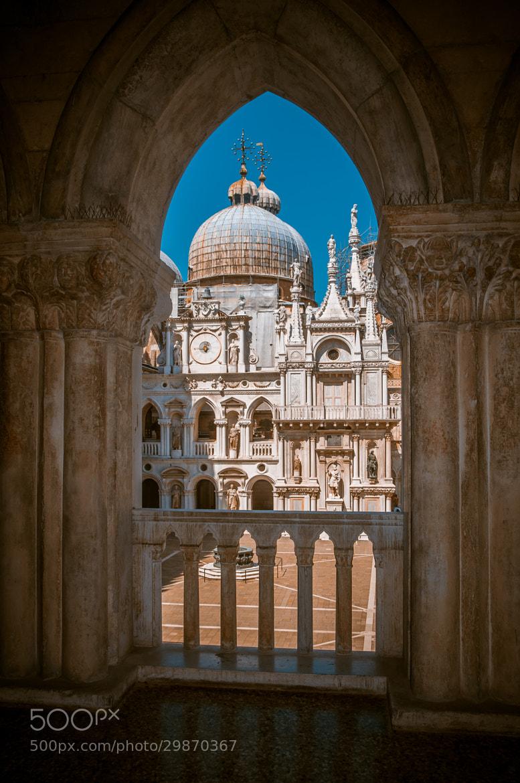 Photograph Saint Mark's Basilica, Venice by Go Ga on 500px