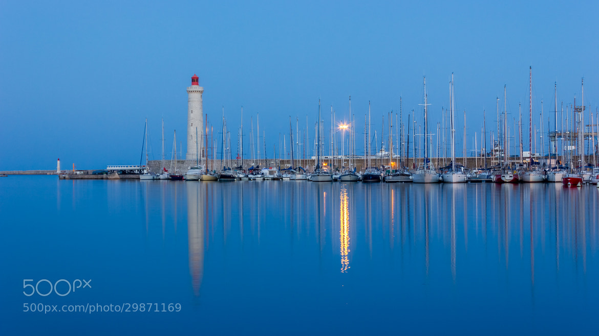 Photograph Port de Plaisance de Sète by Moncef MELLALI on 500px