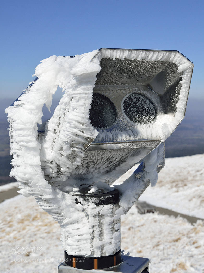 Photograph Wall E on the top of the world by Philippe Herry on 500px