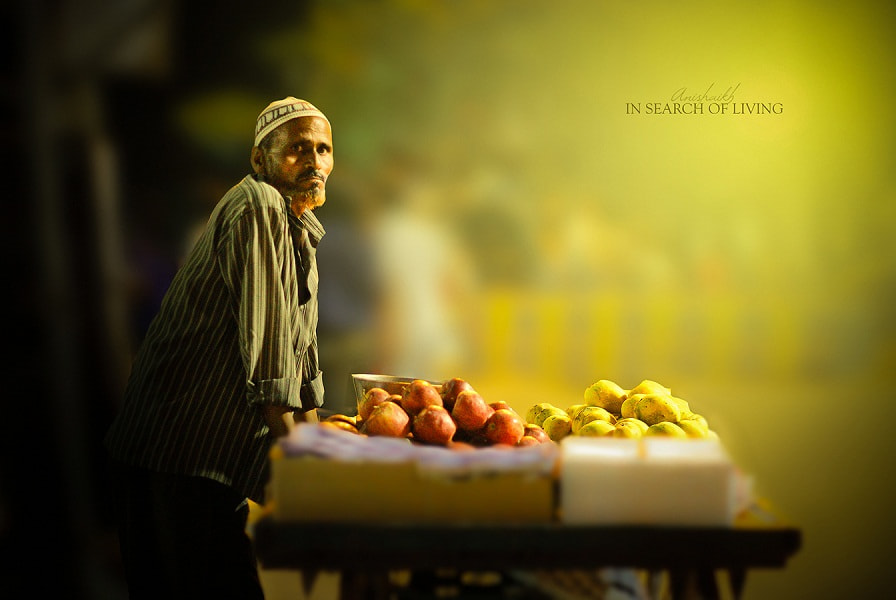 Photograph In Search of Living by Anis Shaikh on 500px