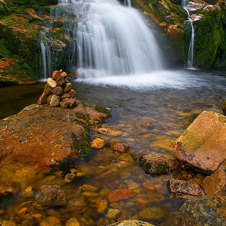 Small Labski Waterfall