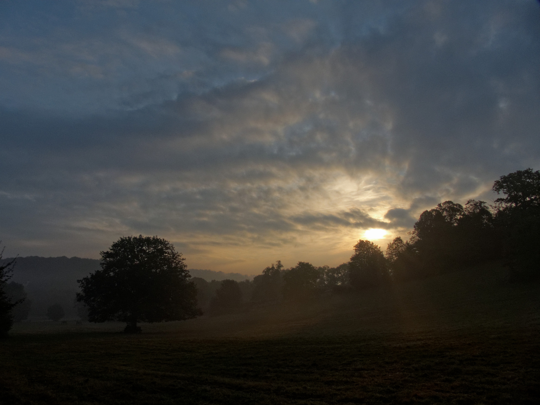 Photograph Early fall morning in the Bièvre valley by Marc LEVASSEUR on 500px