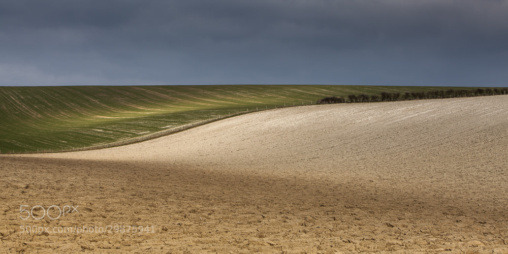 Photograph Ploughed Earth by Terry Gibbins on 500px