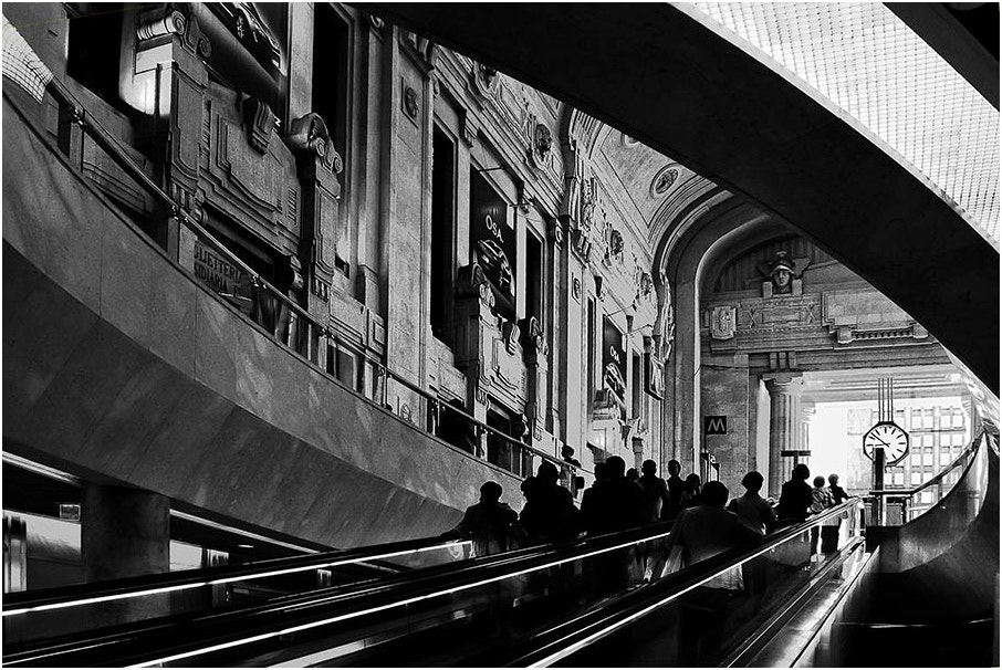 Photograph station of milan by claudio naboni on 500px