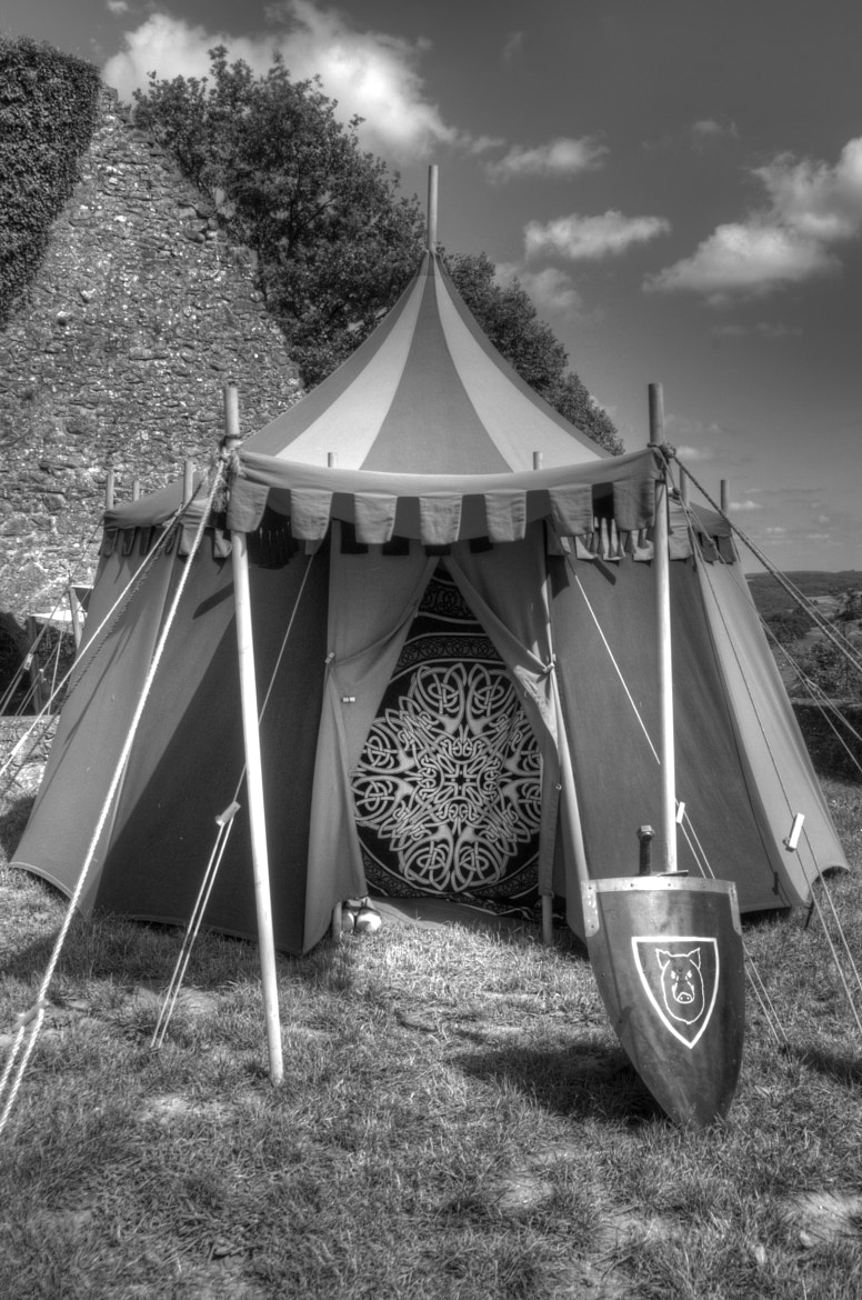 Photograph Renaissance Tent by Jared Larson on 500px