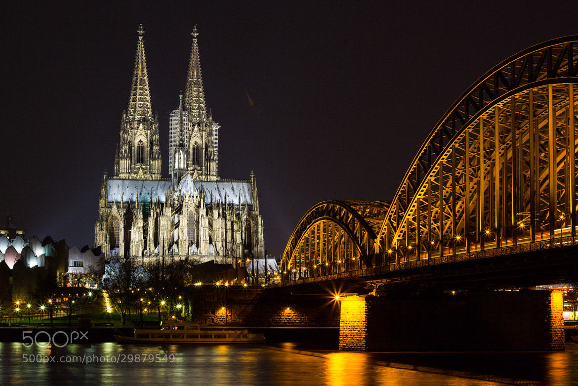Photograph Cologne Cathedral by Sandeep Malhotra on 500px