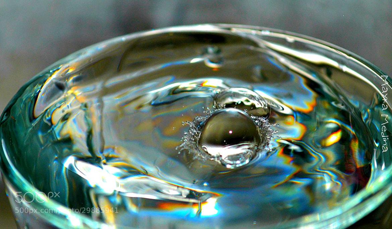 Photograph Water by Mayka Medina on 500px
