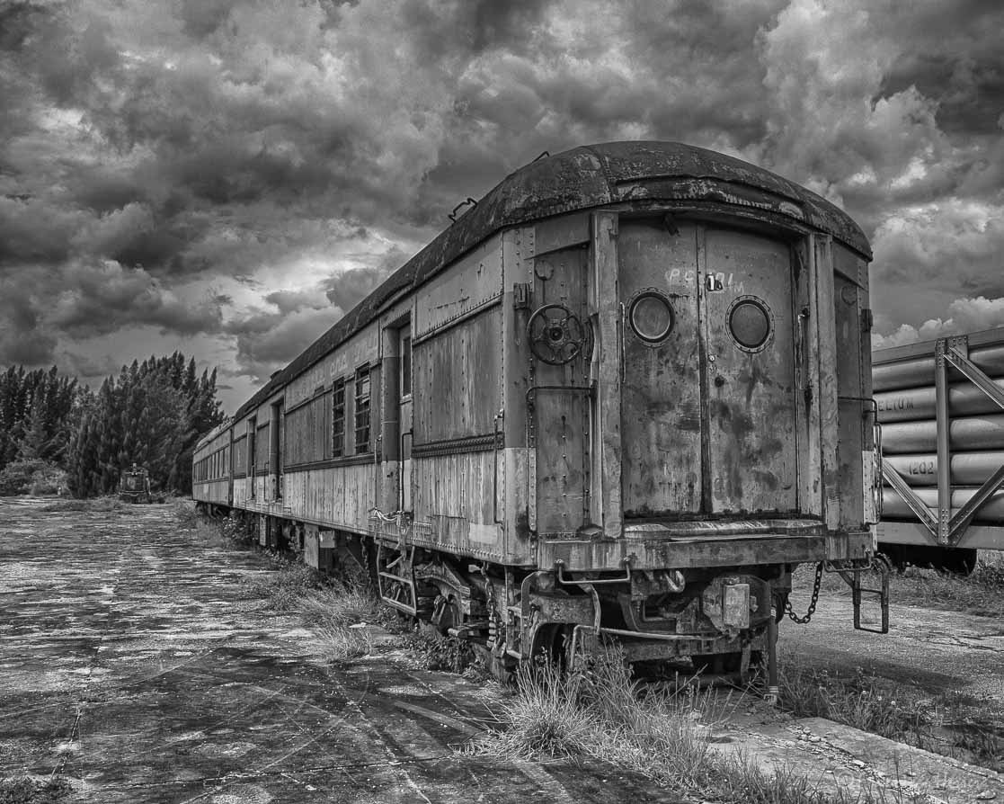 Photograph Gold Coast Railroad Museum by Francisco Herrera on 500px
