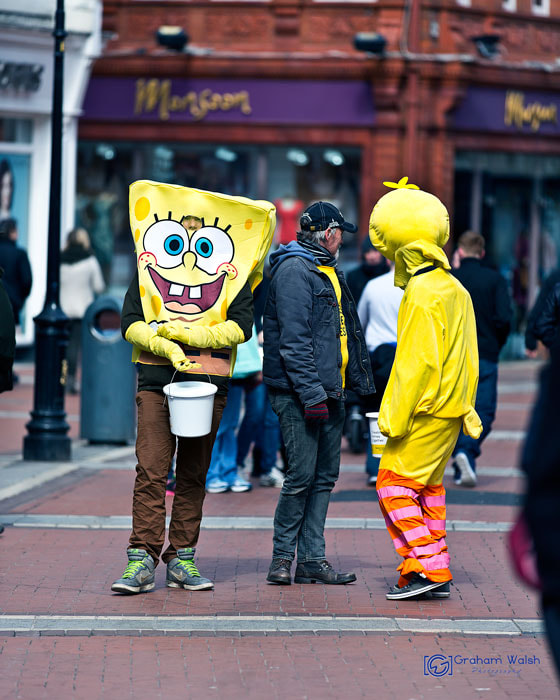 Photograph spongebob by Graham Walsh on 500px