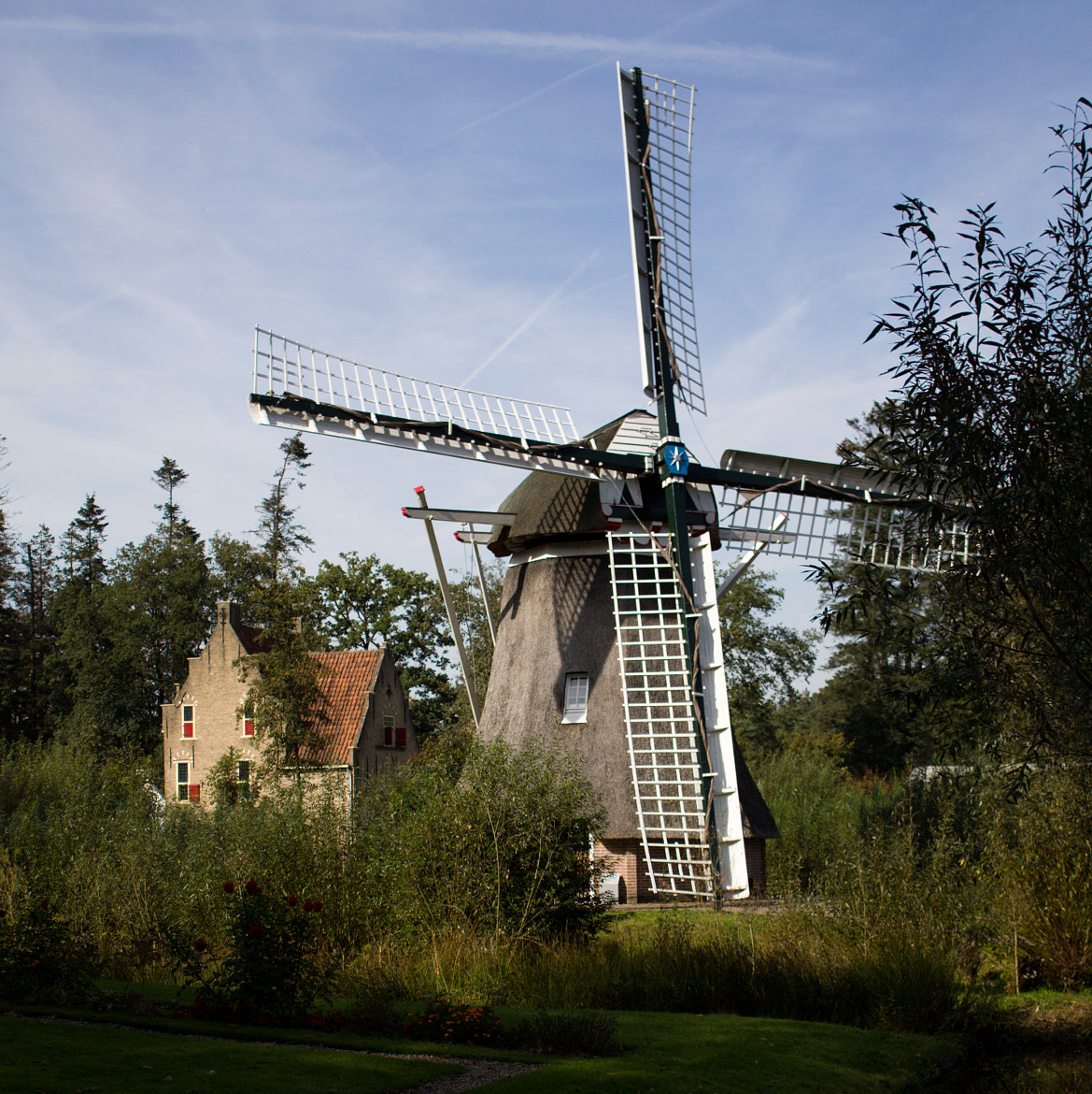 Photograph Windmill in an open-air museum by Marco B on 500px