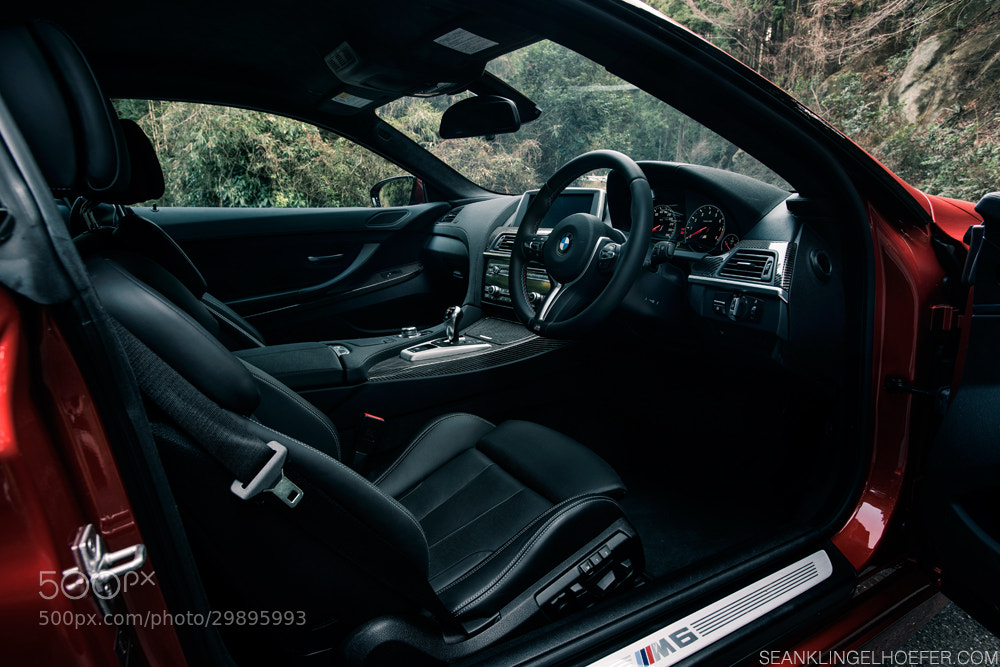 Photograph 2014 BMW M6 by Sean Klingelhoefer on 500px