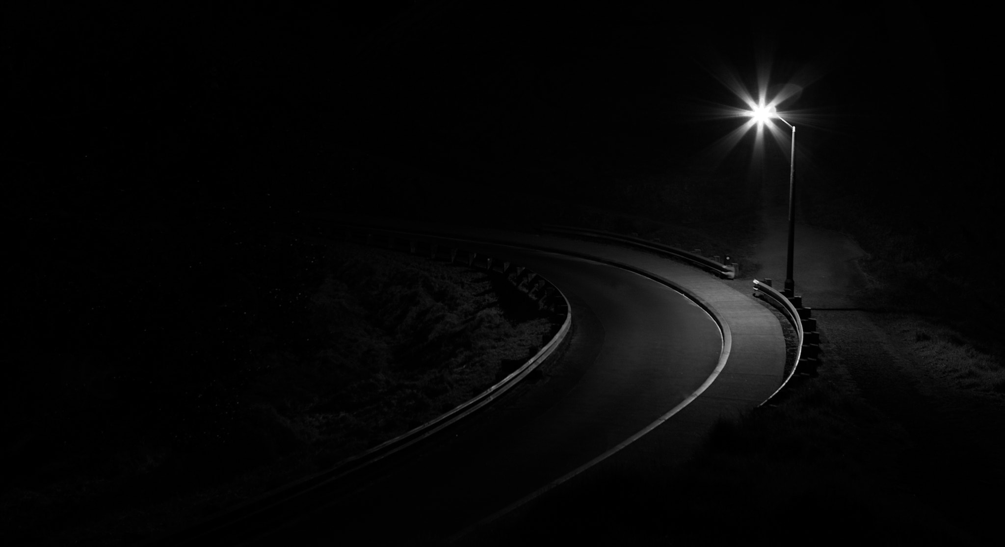 Photograph Long Road Home by Kory Cavanagh on 500px
